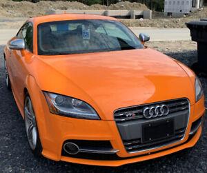 2011 Audi TTS ÉDITION LIMITÉE