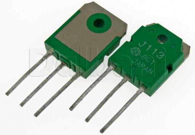 2SJ113 Original New Hitachi MOSFET J113