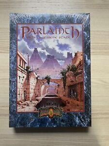Earthdawn - 1st Edition - Parlainth Box - Guter Zustand