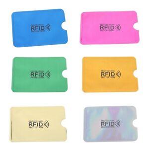 20-x-RFID-Schutzhuelle-Blocker-NFC-Kreditkarte-EC-Karte-Datenschutz-Abschirmung-z
