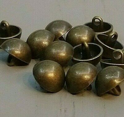 Costume - Re-Enactment 5 Pack 12mm /'Rose/' Pewter Buttons Living History