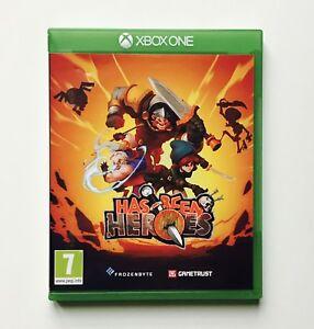 Has-Been-Heroes-Xbox-One-Parfait-etat-Version-francaise