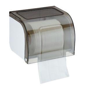 Waterproof Box Paper Towel Toilet Rack Wall Roll Holder Tissue Bathroom Storage