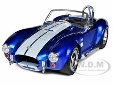 1965 SHELBY COBRA 427 S/C METALLIC BLUE 1/18 BY SHELBY COLLECTIBLES SC139