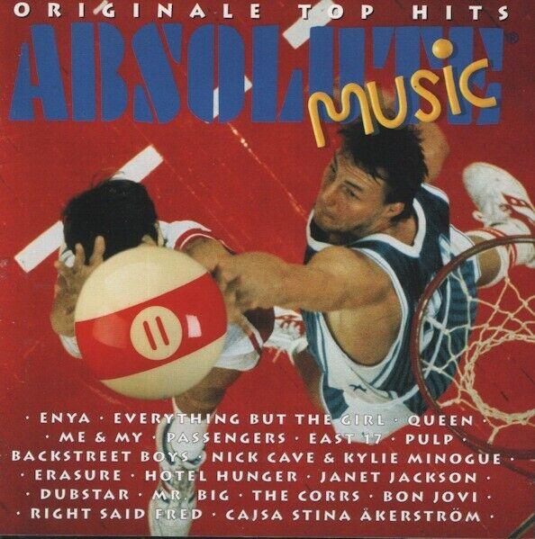 Diverse Kunstnere: Absolute Music 11, rock