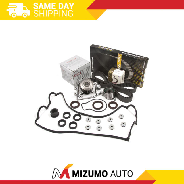 Timing Belt Kit Water Pump Valve Cover Fit 92-95 Acura
