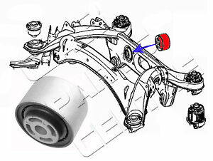 FOR MERCEDES W204 204 C E CLASS CLS REAR AXLE DIFF ...