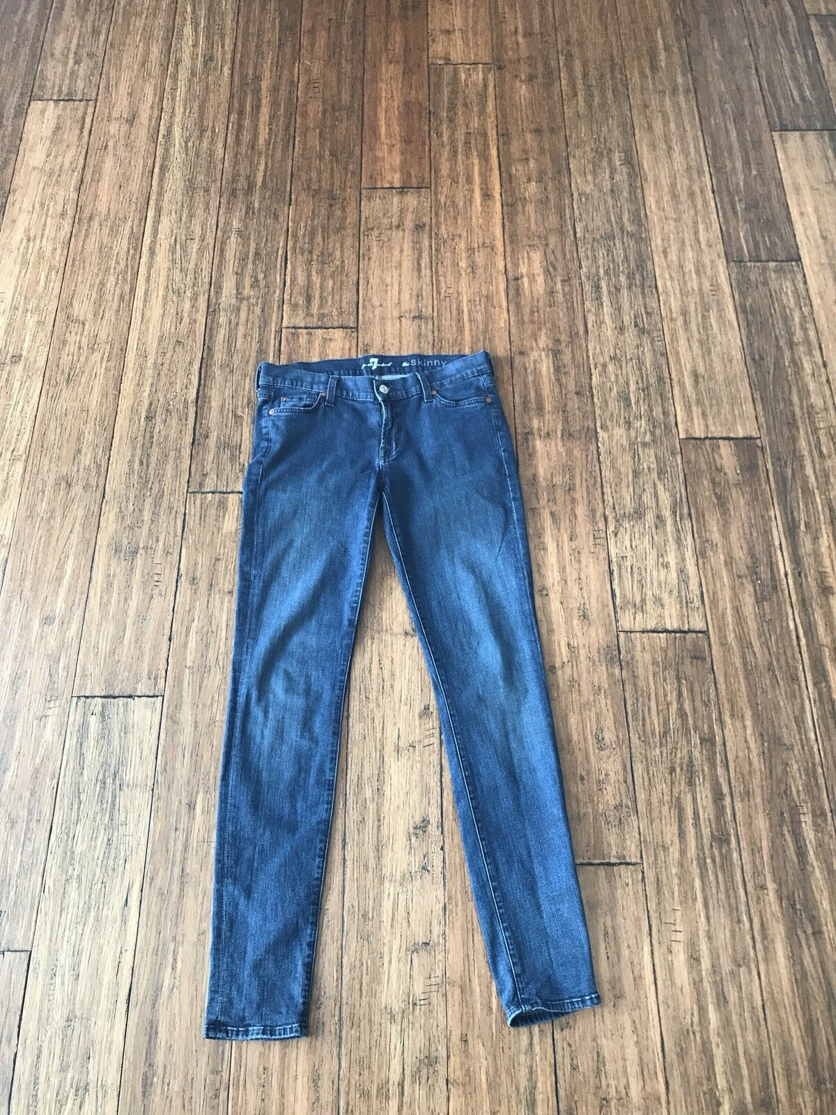 7 For All Mankind Women's Jeans The Skinny Size 29