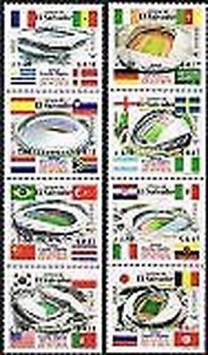 Tasse Der Welt Der Fußball 2002 In Korea Fortgeschrittene Technologie üBernehmen El Salvador 1506/1513