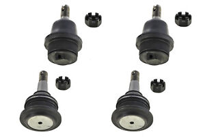 For 1986-1989 Toyota Pickup 4WD Fornt Upper Lower Ball Joint Suspension Kit
