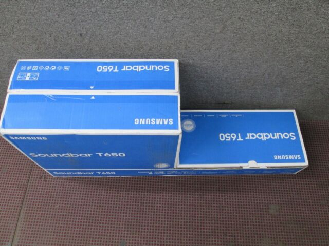 SAMSUNG HW-T650 3.1ch Soundbar with 3D Surround Sound sealed  new!!!