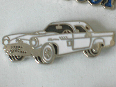 Amicable Ford Thunderbird Pin Convenience Goods Accessoires & Fanartikel Automobilia