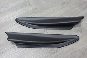 Carbon-Look-Side-Fender-Vents-Shark-Fin-Covers-Trims-Fits-Scion-FR-S-Toyota-GT86