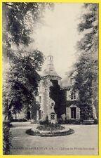 cpa 49 - SAINT LAURENT de la PLAINE (Maine et Loire) CHÂTEAU du PLESSIS BEUVREAU