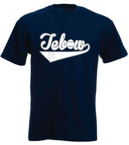 outlet store 187a4 59fd7 Details about Binghamton Rumble Ponies New York Mets Tim Tebow Logo T-Shirt