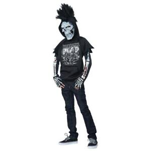 Details about NEW TEEN BOYS TOTALLY GHOUL UNGRATEFUL DEAD HALLOWEEN COSTUME  XL L AGES 10,14