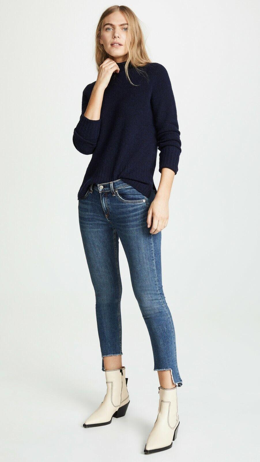 Rag & Bone Capri Hampton Ankle Skinny Jeans Sale