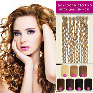 20-034-MICRO-BEAD-LOOP-Cruly-100-Human-Remy-Hair-Extensions-in-8-colours-50g-100s