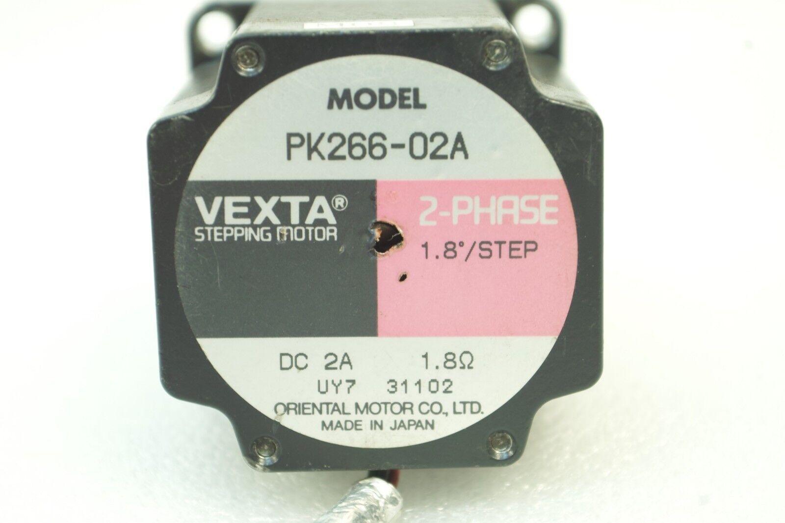 ORIENTAL MOTOR PK266-02A NEW IN BOX PK26602A
