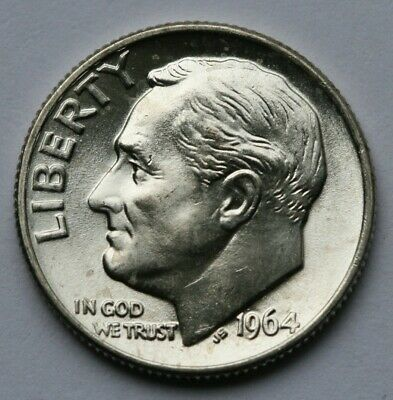 ✯ PROOF 90/% SILVER Roosevelt Dimes OLD US Estate Coins ✯ 1946-1964 ✯ 1 COIN ✯