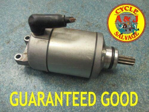 starter motor 2001-2003 Suzuki GSXR 600-750 electrical starter GUARANTEED GOOD