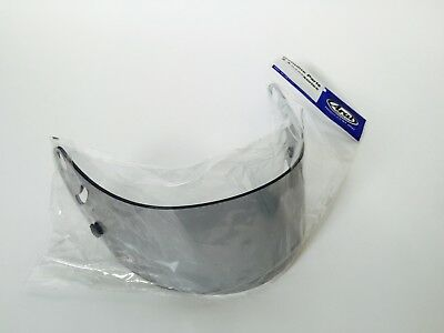 arai gp6 visor//light Smoke Brand New