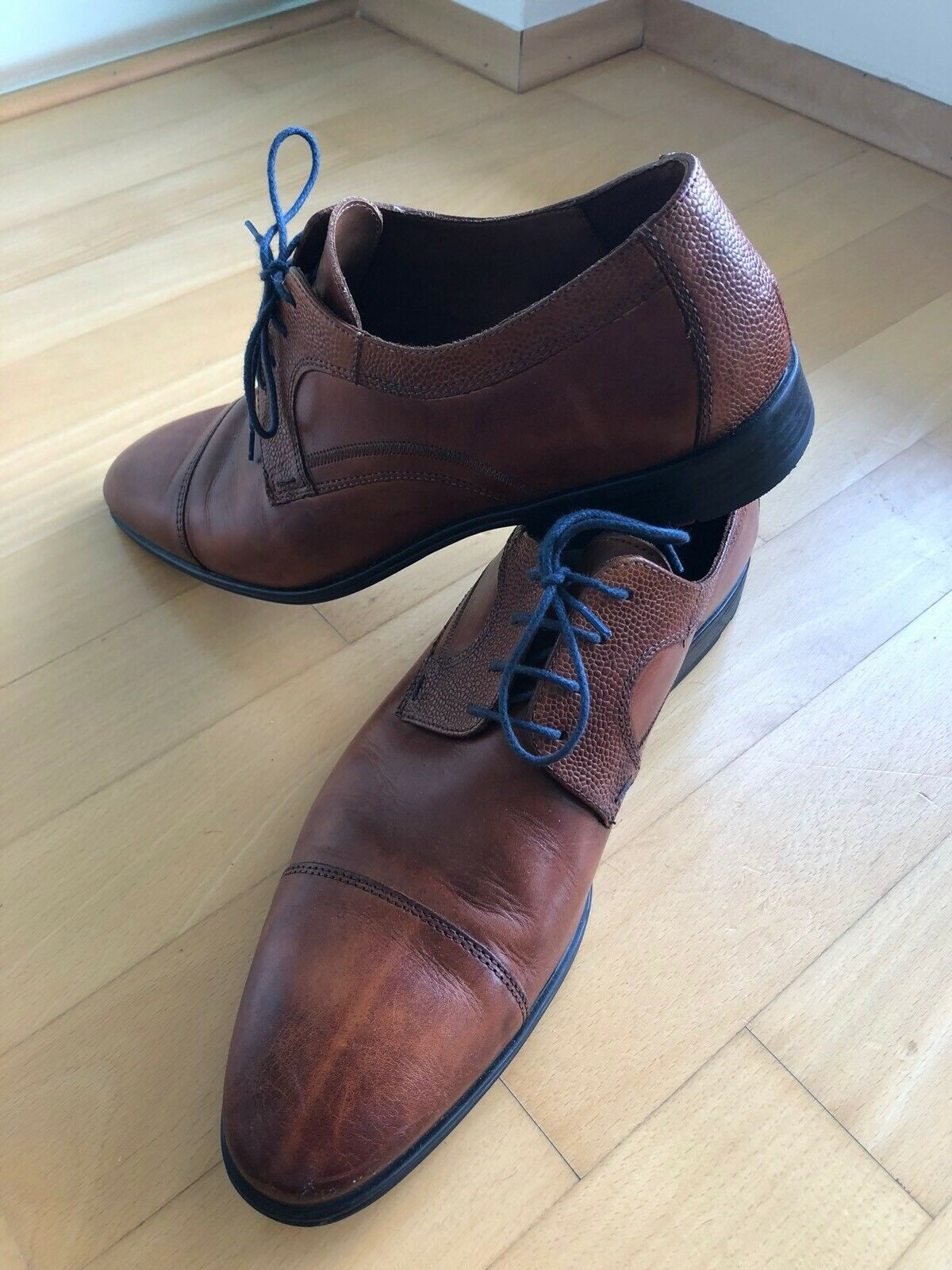 LLoyd Business Schuh ORWIN Größe 44 9,5 Lederschuh