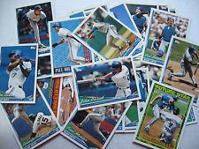 TORONTO BLUE JAYS 1994 TOPPS Team set 27 PAUL MOLITOR Joe Carter R HENDERSON