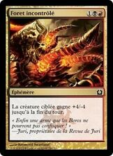 MTG Magic RTR - (x4) Auger Spree/Foret incontrôlé, French/VF