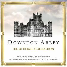 DOWNTON ABBEY THE ULTIMATE COLLECTION 2 CD - NEW RELEASE NOVEMBER 2015