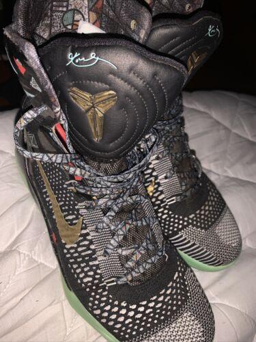 Kobe shoes 9 No Box Used