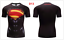 Superhero-Superman-Marvel-3D-Print-GYM-T-shirt-Men-Fitness-Tee-Compression-Tops thumbnail 24