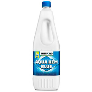 Thetford-AQUA-KEM-BLUE-Sanitaerfluessigkeit-2-Liter-WC-Zusatz-Toilette-Camping