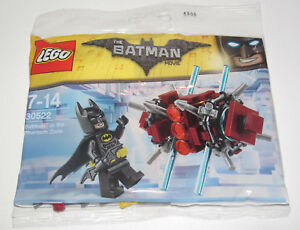 Lego-Polybag-Batman-Le-Film-Batman-dans-la-Zone-Fantome-set-30522-NEW
