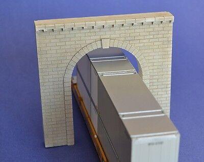 Entrée de Tunnel # H003 HO Cut Stone Tunnel Portal Produits MP