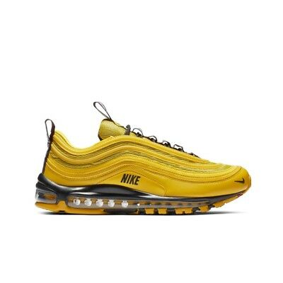 Nike Air Max 97 (Bright CitronBlack Black) Men's Shoes AV8368 700 | eBay
