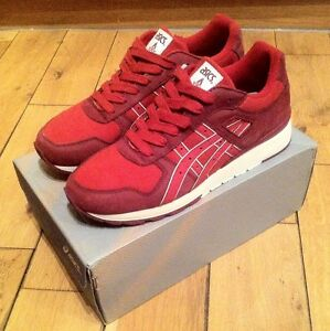 5 Mortar Hal Gt Us10 Lows and 5 Sz Highs Asics ii Brick Uk9 A0STRqxn1