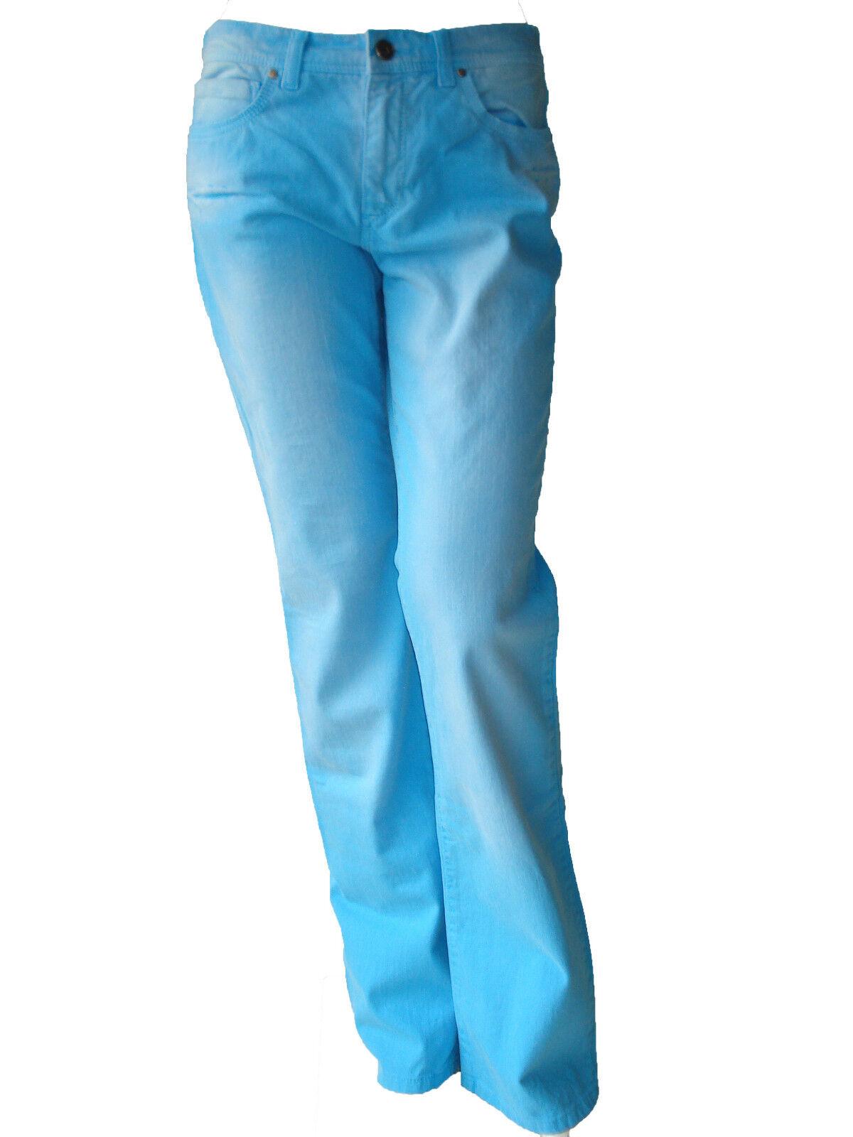 Gianfranco Ferre GF Hose Denim Jeans Regular Strass blue 28 29 30