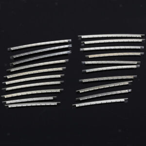 20 copper fret wire fretwire 2mm set for acoustic guitar replacement silver ebay. Black Bedroom Furniture Sets. Home Design Ideas