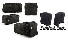 "30"" Inch XL Extra Large Wheeled Travel Luggage Holdall Case Folding Cargo Bag"