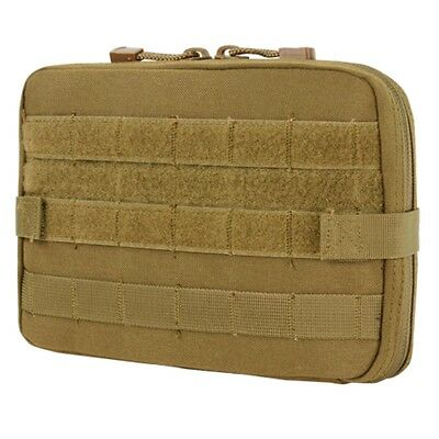 MOLLE Tactical Low Profile Tool Utility Accessory T&T Pouch BROWN CONDOR MA54
