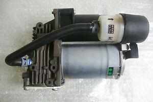 Originale-Jaguar-X351-XJ-Sospensioni-Pneumatiche-Compressore-ad-Aria