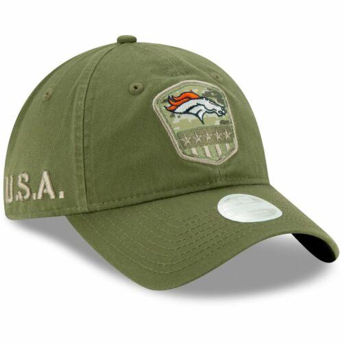 STS Denver Broncos New Era 9Twenty Damen Cap