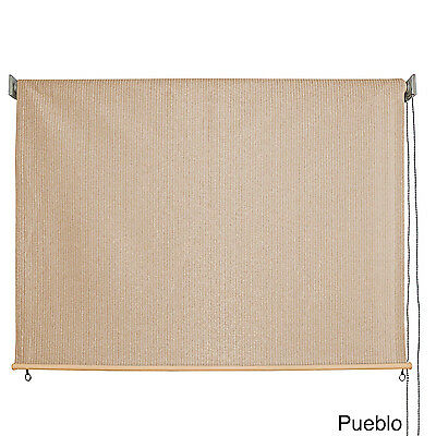Outdoor Exterior Roll up Shade