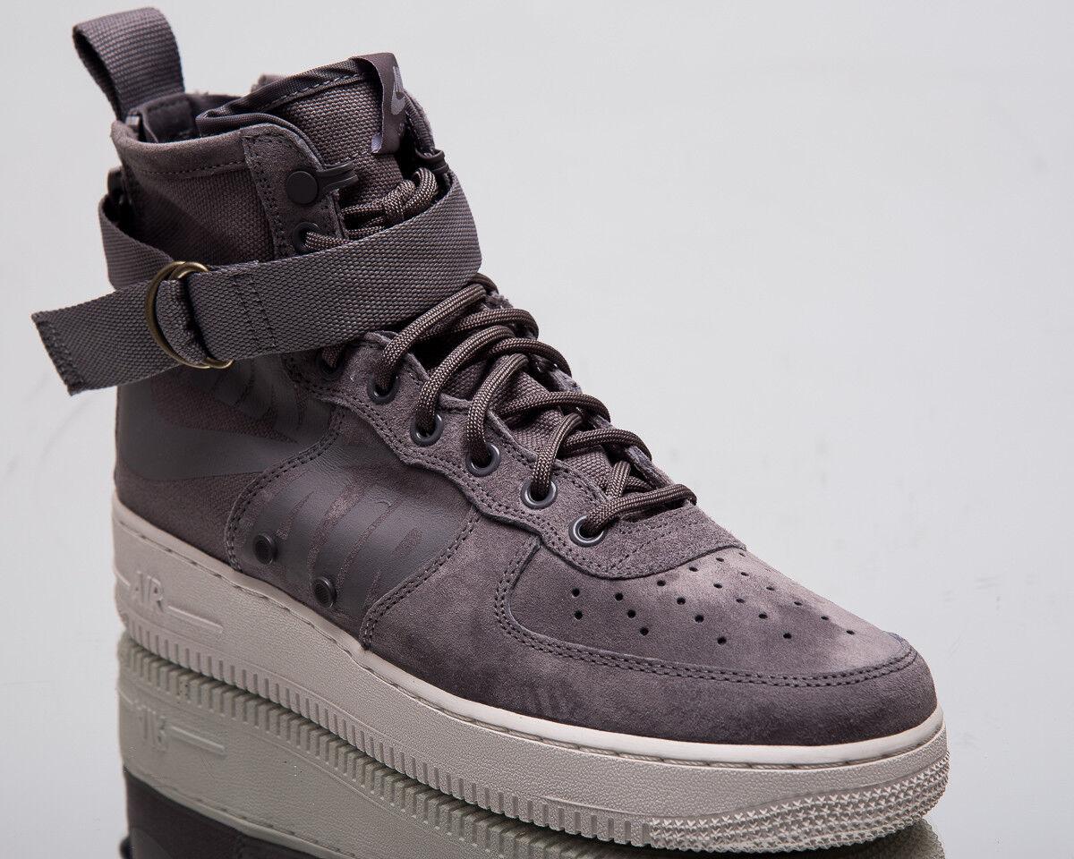 Nike air force force force metà uomini nuovi sf 1 lupo grigio di scarpe 917753 007 gunsmoke | Regalo ideale per tutte le occasioni  | Scolaro/Ragazze Scarpa  d3fa00