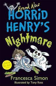Simon-Francesca-Horrid-Henry-039-s-Nightmare-Book-22-Very-Good-Book