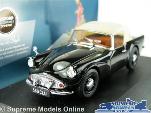 Daimler SP250 coche modelo escala 1:43 de Policía Metropolitana Oxford DSP001 Dart K8