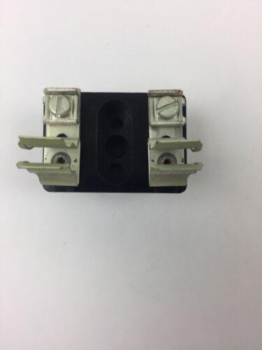 CUTLER HAMMER C350BA21 FUSE BLOCK 50 AMP 250V 1 POLE