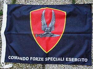Caricamento dell immagine in corso Bandiera-Stemma-034 -COMFOSE-COMANDO-FORZE-SPECIALI-DELL- d73b7650d863