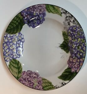 Beautiful-American-Atelier-Hydrangea-Toile-Rimmed-Stoneware-Soup-Cereal-Bowl